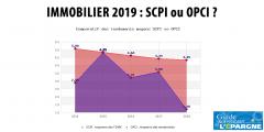 Pour 2019, doit-on préférer une nouvelle fois les SCPI aux OPCI ?