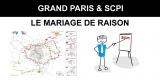Grand Paris et SCPI, le mariage de raison