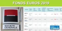 Assurance-vie Société Générale : taux 2019 du fonds euros inférieur à 1% pour Érable Essentiel et Séquoia