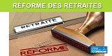 Réforme des retraites : application en 2025, uniquement pour les générations nées après 1975