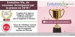 Assurance-Vie Évolution Vie (Aviva), nouveautés 2019 : gestion pilotée et unités de compte ISR