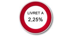 Livret A : Le taux sera maintenu à 2,25% au 1er août
