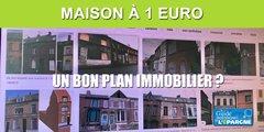 Maisons à 1 euro ? Pas forcément un bon plan immobilier !