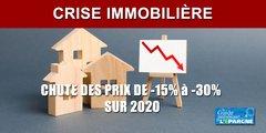 Immobilier / réouverture des agences immobilières : les acheteurs demandent des baisses de prix allant jusqu'à -20%