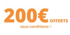 LinXea Avenir, offre de Noël exclusive : 200€ offerts pour 4.500€ versés