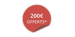 200€ offerts sur votre nouveau contrat d'assurance-vie Digital Vie !