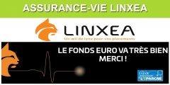 Assurance-Vie, Taux 2019, chez LINXEA, les fonds euros vont très bien !