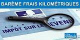 Barème 2020 des frais kilométriques