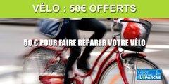 Vélotaffeurs/priorité aux vélos : 50€ offerts par l'État pour remettre votre vélo en parfait ordre de marche