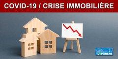 Crise immobilière : les Français redécouvrent les risques de l'immobilier avec l'arrivée de la crise économique