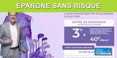 Épargne sans risque : 3% brut sur le livret DISTINGO de PSA Banque, 40€ offerts, sous conditions