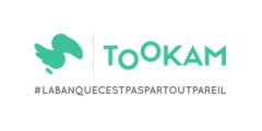 Compte épargne Tookam : taux boosté de 4% pendant 3 mois #LaBanqueCestPasPartoutPareil