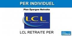 LCL RETRAITE PER