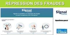 SignalConso : site accessible à tous pour alerter la DGCCRF de fraudes ou de problèmes de consommation
