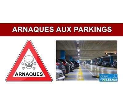 ARNAQUES : Investir dans les parkings d'aéroports, des escroqueries de plus en plus répandues