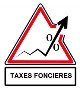 Taxes foncières : hausse moyenne de +11,71% en 5 ans, soit 5 fois plus que l'inflation sur la même période