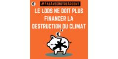 Le LDDS : un livret de développement durable et solidaire, vous voulez rire ? #PasAvecNotreArgent