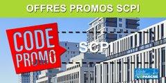 Offres promotionnelles sur les SCPI