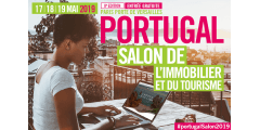 Immobilier au Portugal : 8e édition du salon du 17 au 19 mai 2019