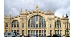Gare du Nord / JO 2024 : Triplement de la surface, avec plus d'espaces végétaux, et une Poste !