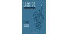 Fip Corse : Kallisté n°9 de Vatel Capital est disponible