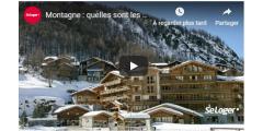 Immobilier de montagne : Top 3 des stations de ski les plus chères de France