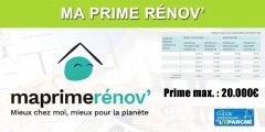 MaPrimeRénov' 2020 (rénovations énergétiques) : conditions d'éligibilité, montant des primes