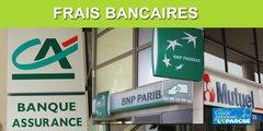 Tarifs bancaires : hausse supérieure à +30% des frais de tenue de compte dans plus d'une vingtaine de banques