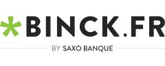 Binck.fr : des conditions très avantageuses pour passer vos ordres de Bourse