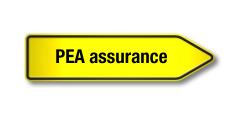 PEA assurance