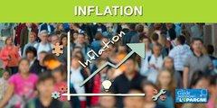 Chute de l'inflation en mars, chute des cours du pétrole et crise sanitaire COVID-19