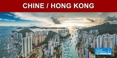 Bourse : les places financières s'inquiètent du sort de Hong Kong