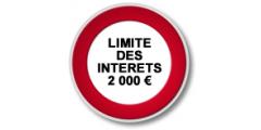 Fiscalité des intérêts 2014