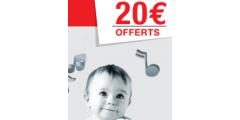 Livret A Kipouss : 20€ offerts pour la naissance de votre bébé