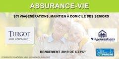 Assurance-Vie : la SCI ViaGénérations réalise une performance 2019 de 6.73%
