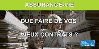 Vieux contrats, fonds euros moribonds, courage, fuyez !
