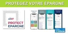 AMF Protect Epargne : un site et une application pour détecter les arnaques