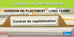 Fiscalité des contrats de capitalisation