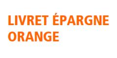 Livret Epargne Orange (ING Direct) : baisse du taux de base à 0.80% au 1er octobre