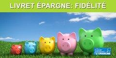 Taux de fidélité des Livrets Epargne sur Avril 2020