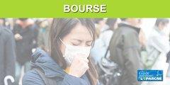 Le coronavirus commence à contaminer les places boursières. Le CAC 40 en baisse (-0,54%)