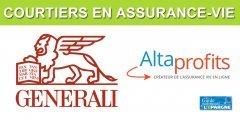 Cosevad (Generali France) prend le contrôle d'AltaProfits