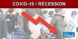 La récession en France, confirmée dès le 1er trimestre 2020, le pire restant à venir