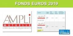 Assurance-Vie Taux 2019 AMPLI-GRAIN 9 EURO et AMPLI-GRAIN 9 Multisupports
