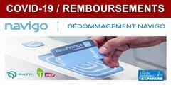 Navigo / Imagine R : le site de remboursement intégral en ligne ce mercredi 20 mai, jusqu'à 100€ remboursés