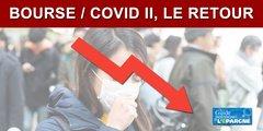 Bourse / Covid : accélération de la pandémie ? Non, répondent les investisseurs !