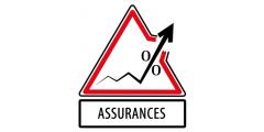 Assurances Auto/Habitation/Santé : des hausses de prix constatées entre +2,3% et +4,6% sur janvier 2015