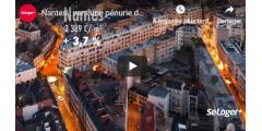 Nantes : les prix de l'immobilier explosent, pénurie de biens immobiliers oblige