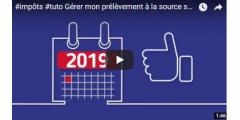 Impôt / prélèvement à la source : polémique sur la vidéo du Fisc hébergée sur YouTube