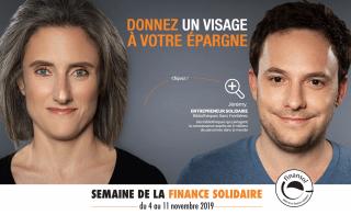 Semaine de la finance solidaire du 4 au 11 novembre 2019